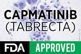 FDA approve Capmatinib